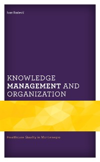 Cover Knowledge Management and Organization