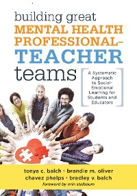 Cover Building Great Mental Health Professional-Teacher Teams