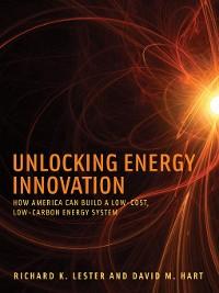 Cover Unlocking Energy Innovation