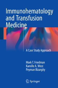 Cover Immunohematology and Transfusion Medicine