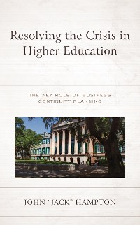 Cover Resolving the Crisis in Higher Education