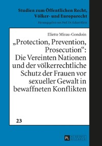 Cover Protection, Prevention, Prosecution