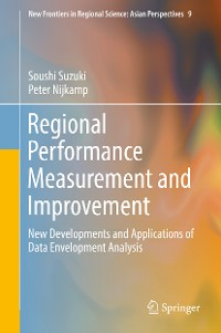 Cover Regional Performance Measurement and Improvement