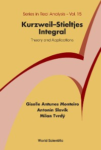 Cover Kurzweil-stieltjes Integral: Theory And Applications