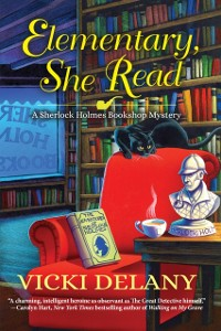 Cover Elementary, She Read