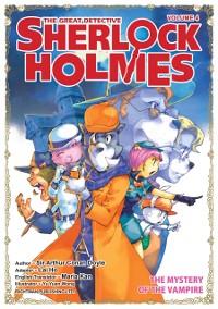 Cover Great Detective Sherlock Holmes Volume 4