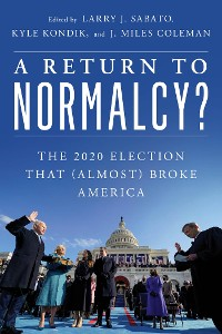 Cover A Return to Normalcy?