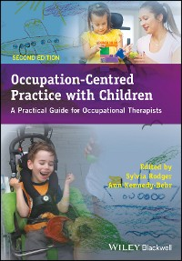Cover Occupation-Centred Practice with Children