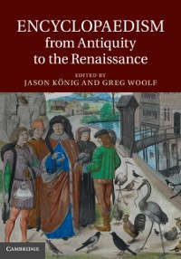Cover Encyclopaedism from Antiquity to the Renaissance