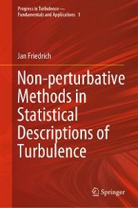 Cover Non-perturbative Methods in Statistical Descriptions of Turbulence