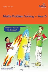 Cover Maths Problem Solving Year 6
