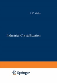Cover Industrial Crystallization