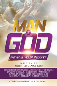 Cover Man of God: What Is Your Report?
