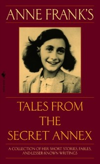 Cover Anne Frank's Tales from the Secret Annex