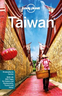 Cover Lonely Planet Reiseführer Taiwan