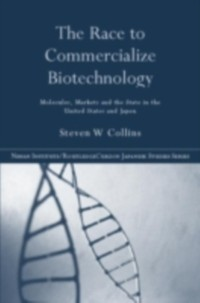 Cover Race to Commercialize Biotechnology