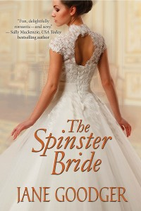 Cover The Spinster Bride