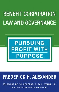 Cover Benefit Corporation Law and Governance