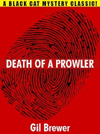 Cover Death of a Prowler