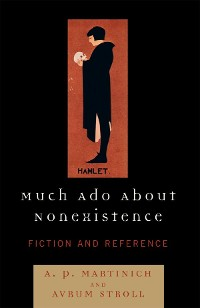 Cover Much Ado About Nonexistence