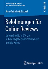 Cover Belohnungen für Online Reviews