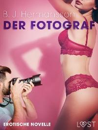 Cover Der Fotograf - Erotische Novelle