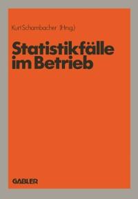 Cover Statistikfalle im Betrieb