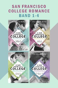 Cover San Francisco College Romance Band 1-4