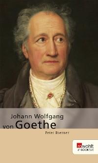 Cover Johann Wolfgang von Goethe