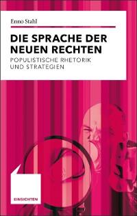 Cover Die Sprache der Neuen Rechten