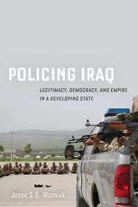 Cover Policing Iraq