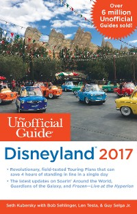Cover The Unofficial Guide to Disneyland 2017