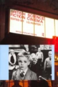 Cover British Science Fiction Cinema