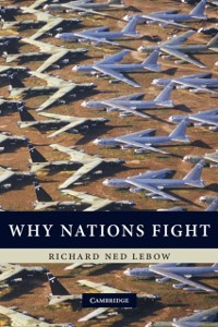 Cover Why Nations Fight