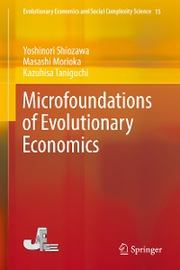 Cover Microfoundations of Evolutionary Economics