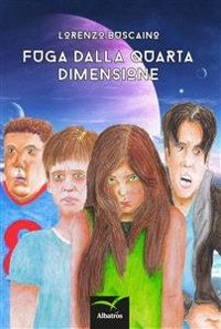 Cover Fuga dalla quarta dimensione