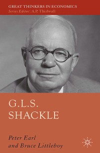 Cover G.L.S. Shackle