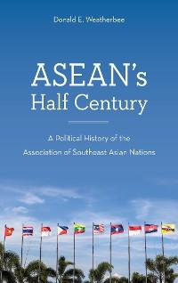 Cover ASEAN's Half Century