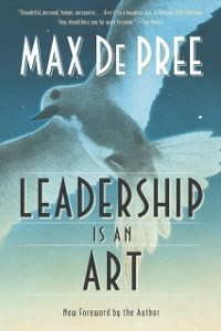 Cover Leadership Is an Art