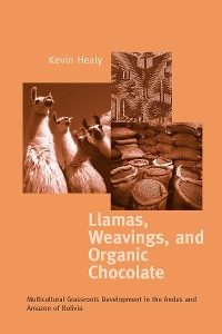 Cover Llamas, Weavings, and Organic Chocolate