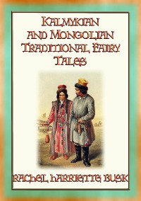 Cover KALMYKIAN and MONGOLIAN TRADITIONAL FAIRY TALES - 39 Kalmyk and Mongolian Children's Stories