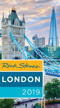Cover Rick Steves London 2019
