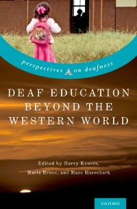 Cover Deaf Education Beyond the Western World