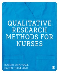 Cover Qualitative Research Methods for Nurses