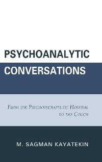 Cover Psychoanalytic Conversations