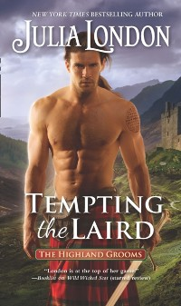 Cover Tempting The Laird