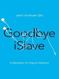 Cover Goodbye iSlave