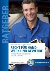 Cover Recht für Handwerk und Gewerbe