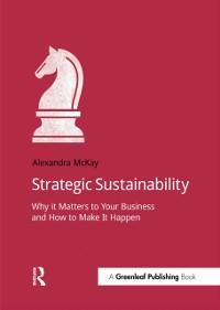 Cover Strategic Sustainability