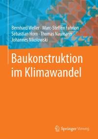 Cover Baukonstruktion im Klimawandel
